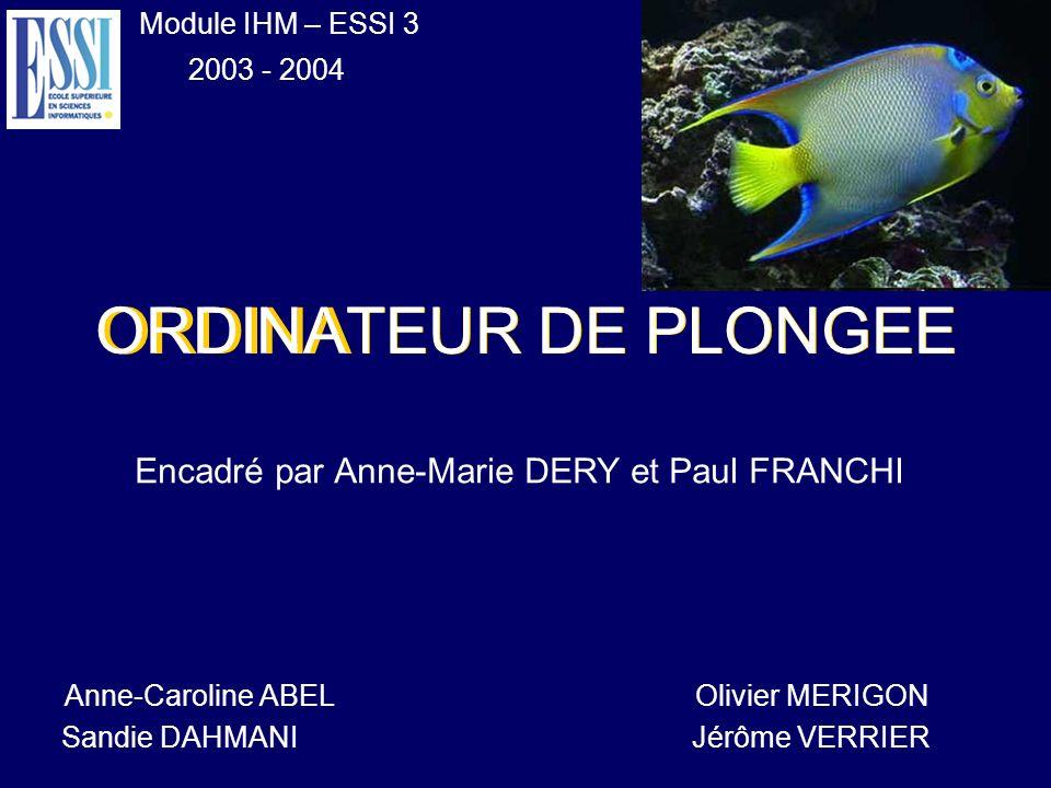 Anne-Caroline ABEL Olivier MERIGON Sandie DAHMANI Jérôme VERRIER