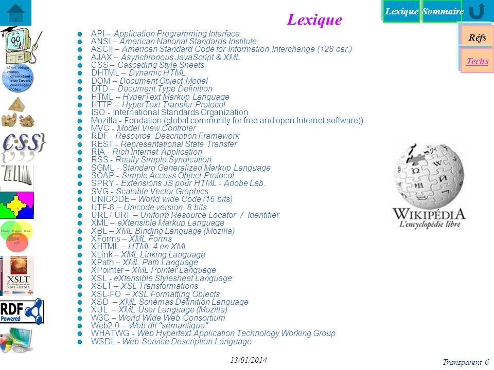 Lexique API – Application Programming Interface