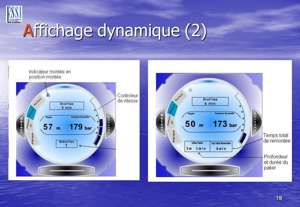 Affichage dynamique (2)