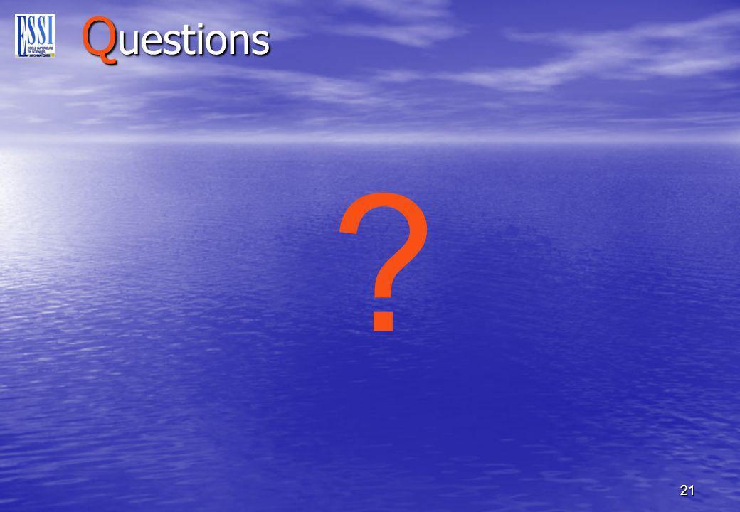 Questions Tâches. rechercher et évaluer les opportunités technologiques. écoute du marché (éditeurs, concurrents, prestataires)