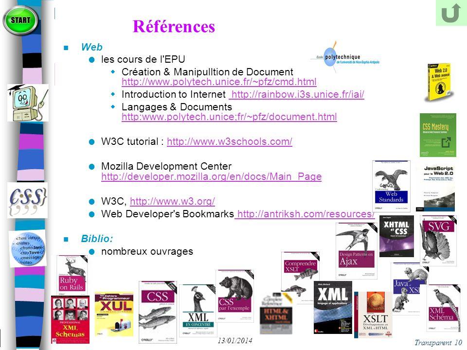 Références Web les cours de l EPU