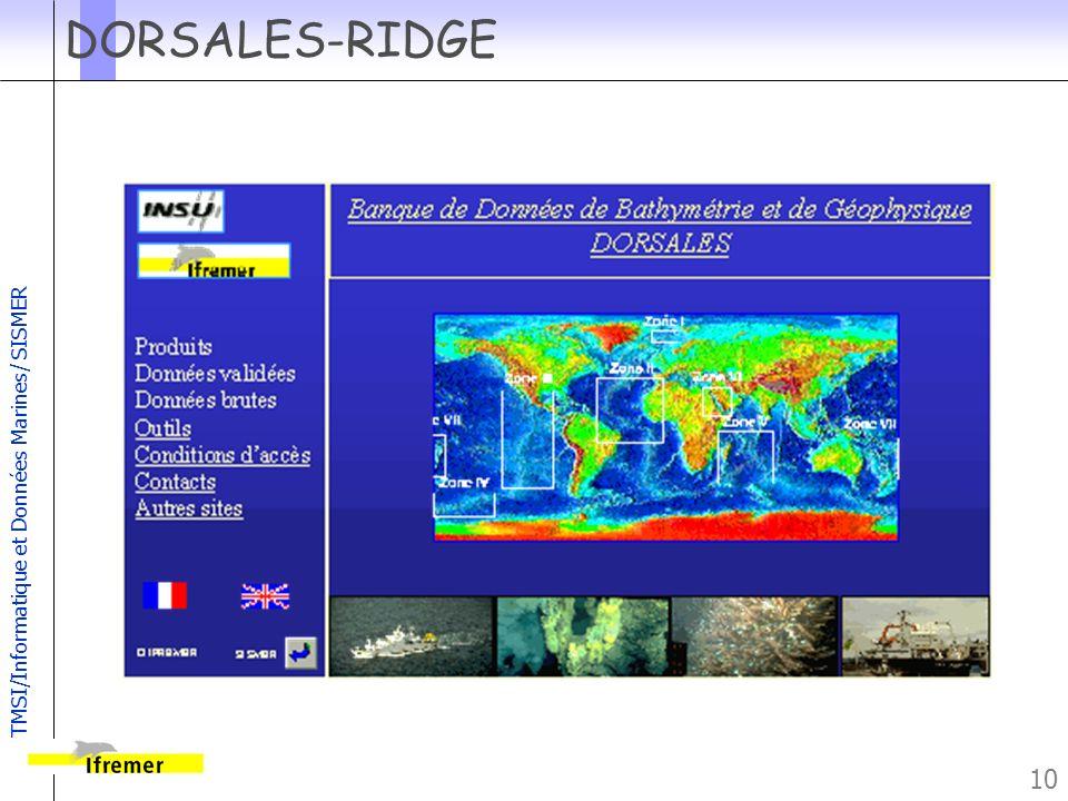 DORSALES-RIDGE
