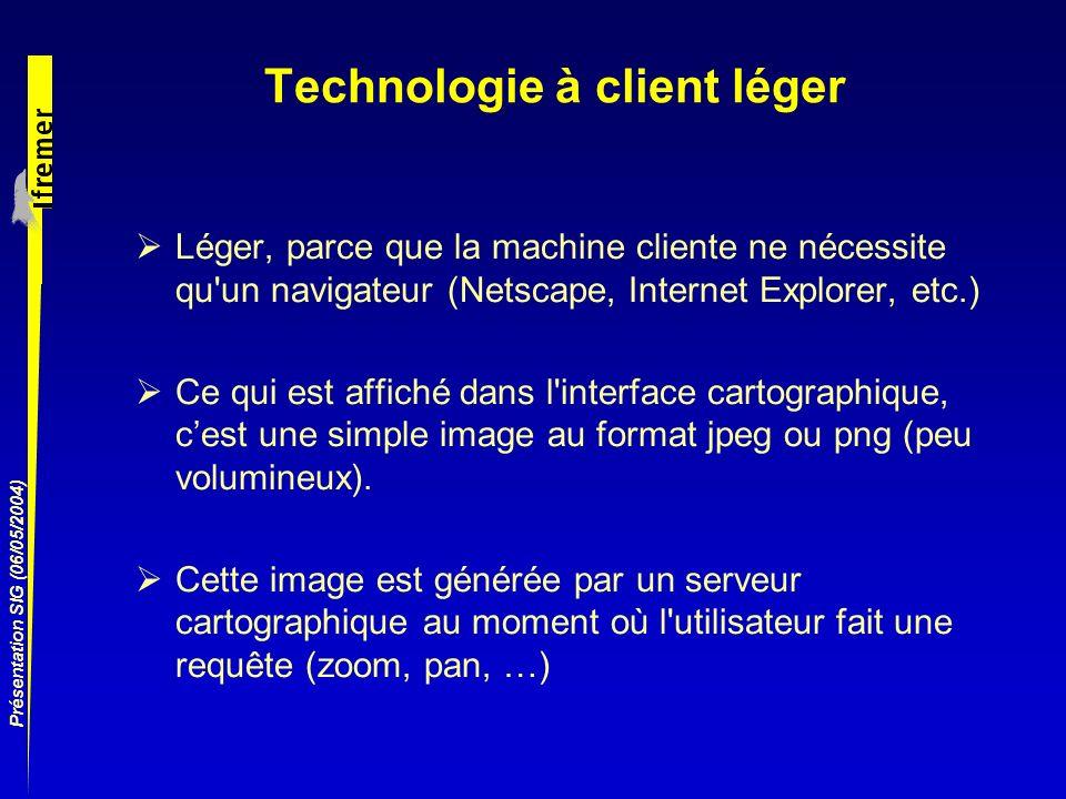 Technologie à client léger