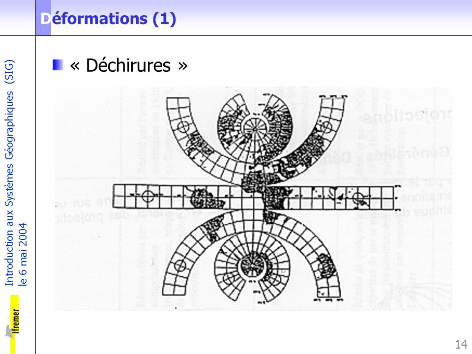 Déformations (1) « Déchirures »