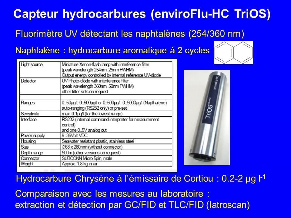Capteur hydrocarbures (enviroFlu-HC TriOS)