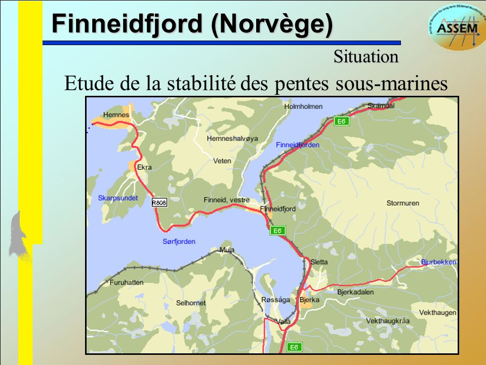 Finneidfjord (Norvège)