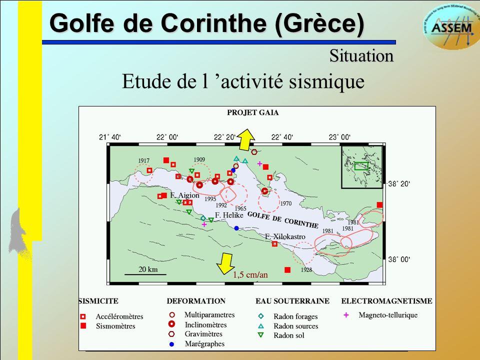 Golfe de Corinthe (Grèce)