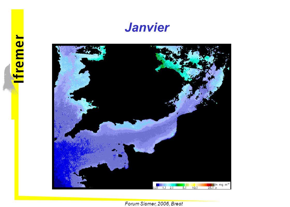 Janvier Forum Sismer, 2006, Brest