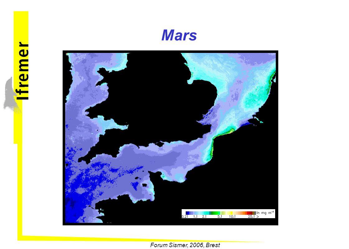 Mars Forum Sismer, 2006, Brest