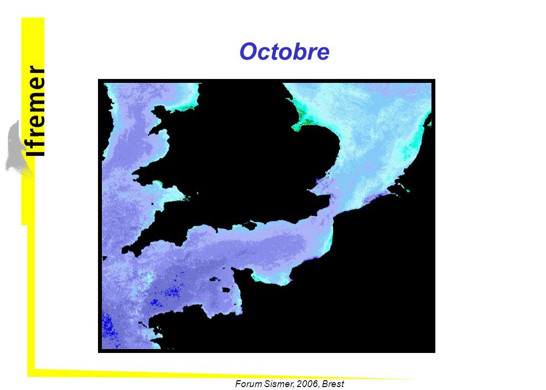Octobre Forum Sismer, 2006, Brest