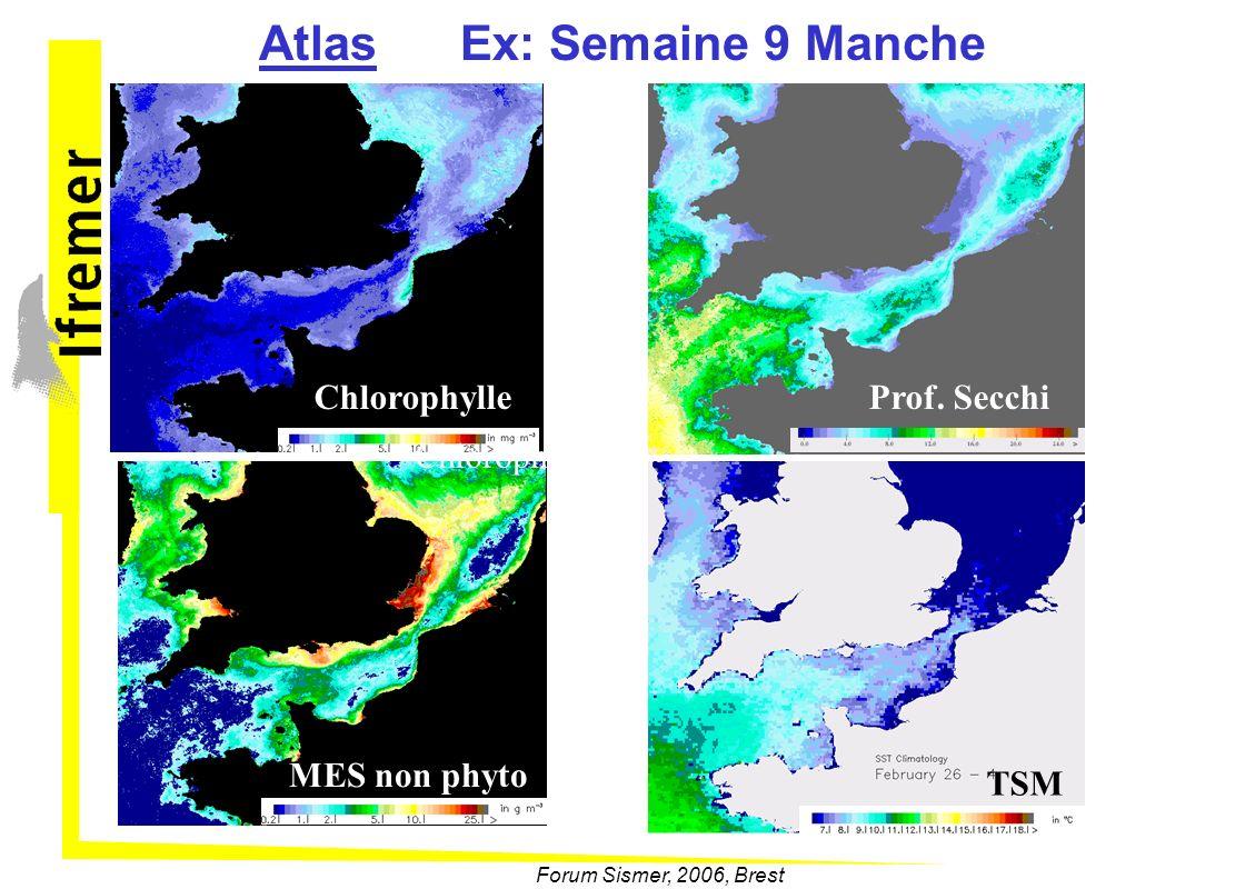 Atlas Ex: Semaine 9 Manche