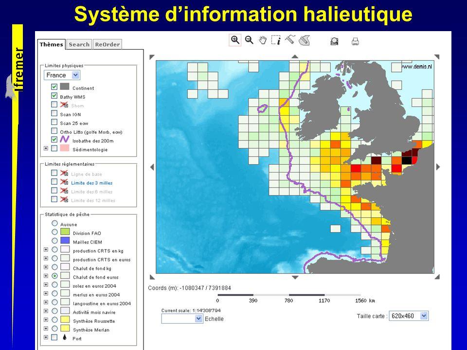 Système d'information halieutique