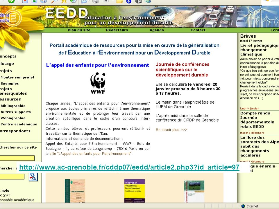 http://www.ac-grenoble.fr/cddp07/eedd/article2.php3 id_article=97