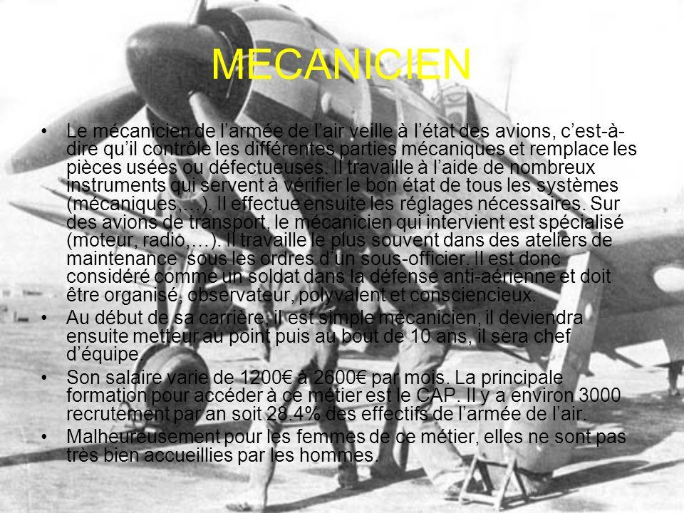 MECANICIEN