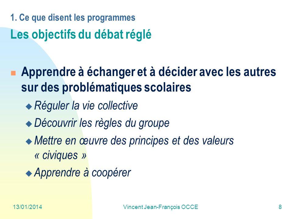 Vincent Jean-François OCCE