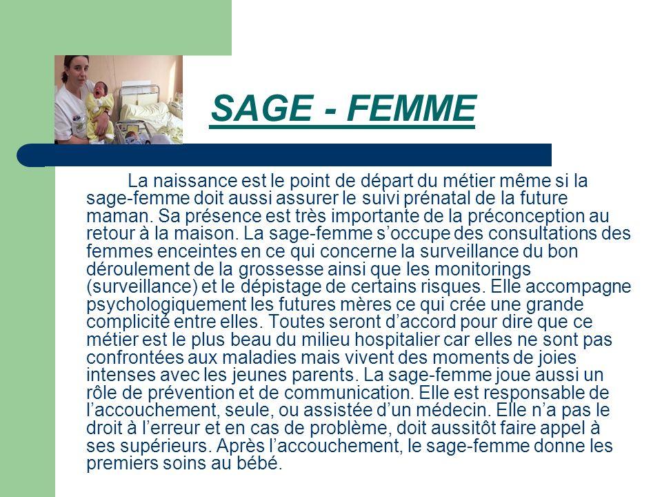 SAGE - FEMME