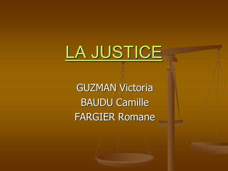 GUZMAN Victoria BAUDU Camille FARGIER Romane