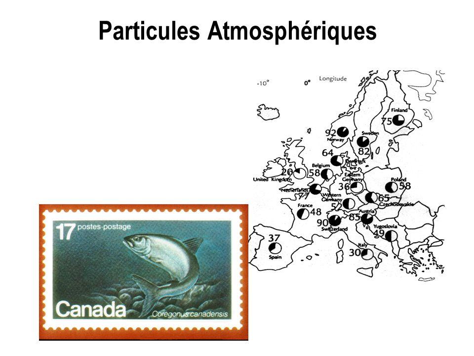 Particules Atmosphériques