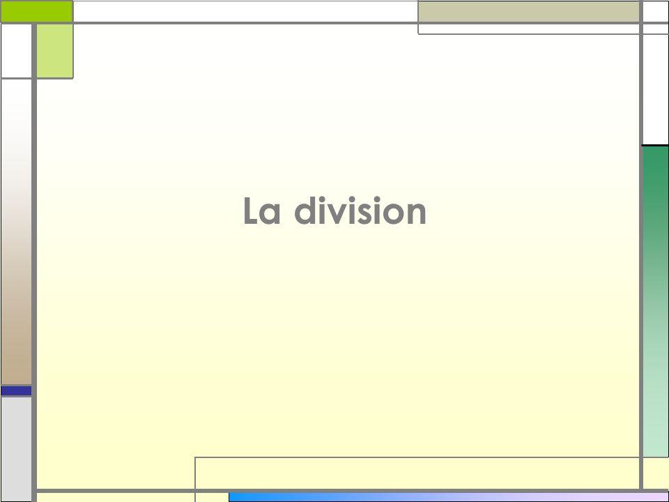 La division 68