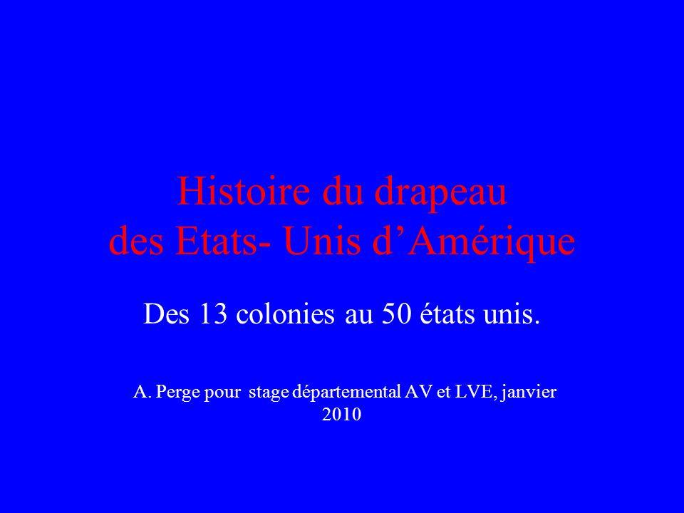 histoire du drapeau des etats- unis d u2019am u00e9rique