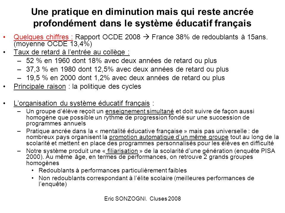 Une pratique en diminution mais qui reste ancrée profondément dans le système éducatif français