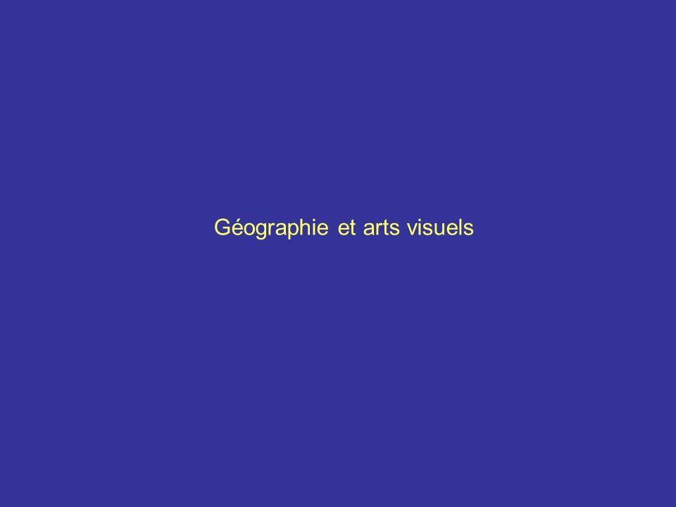 Géographie et arts visuels
