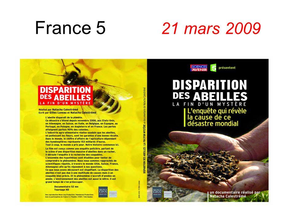 France 5 21 mars 2009