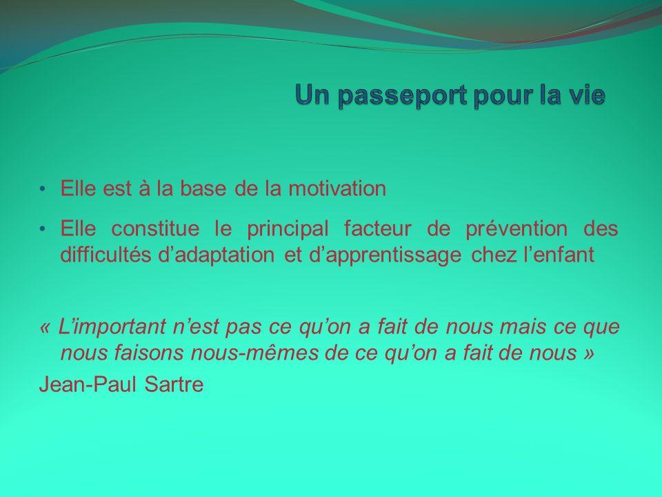 Un passeport pour la vie