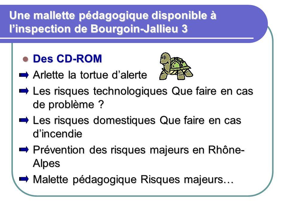 Une mallette pédagogique disponible à l'inspection de Bourgoin-Jallieu 3