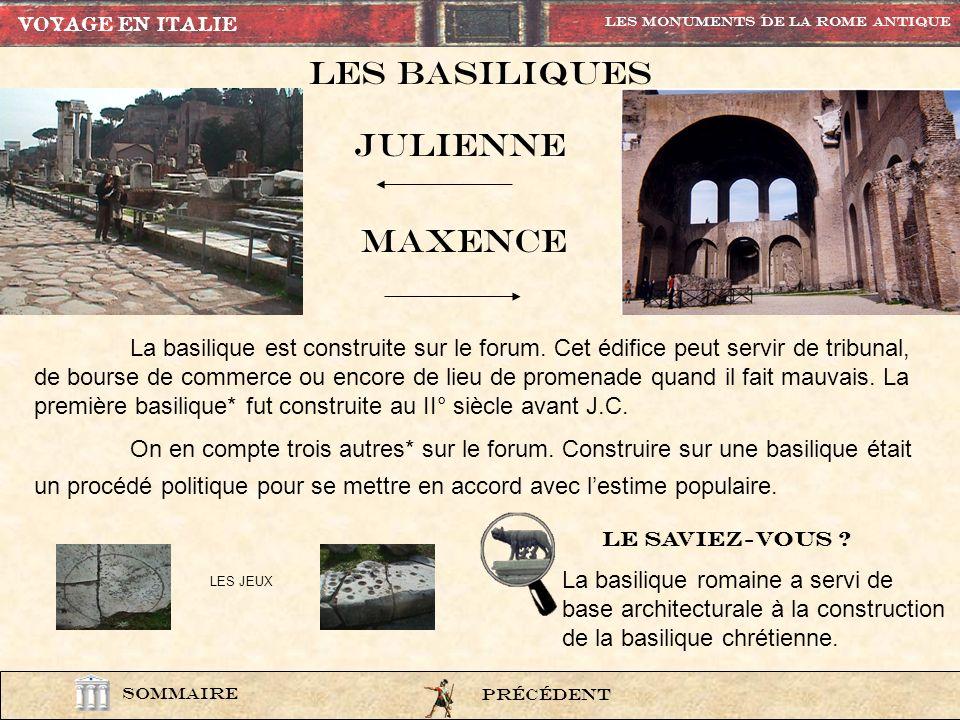Les basiliques JULIENNE maxence
