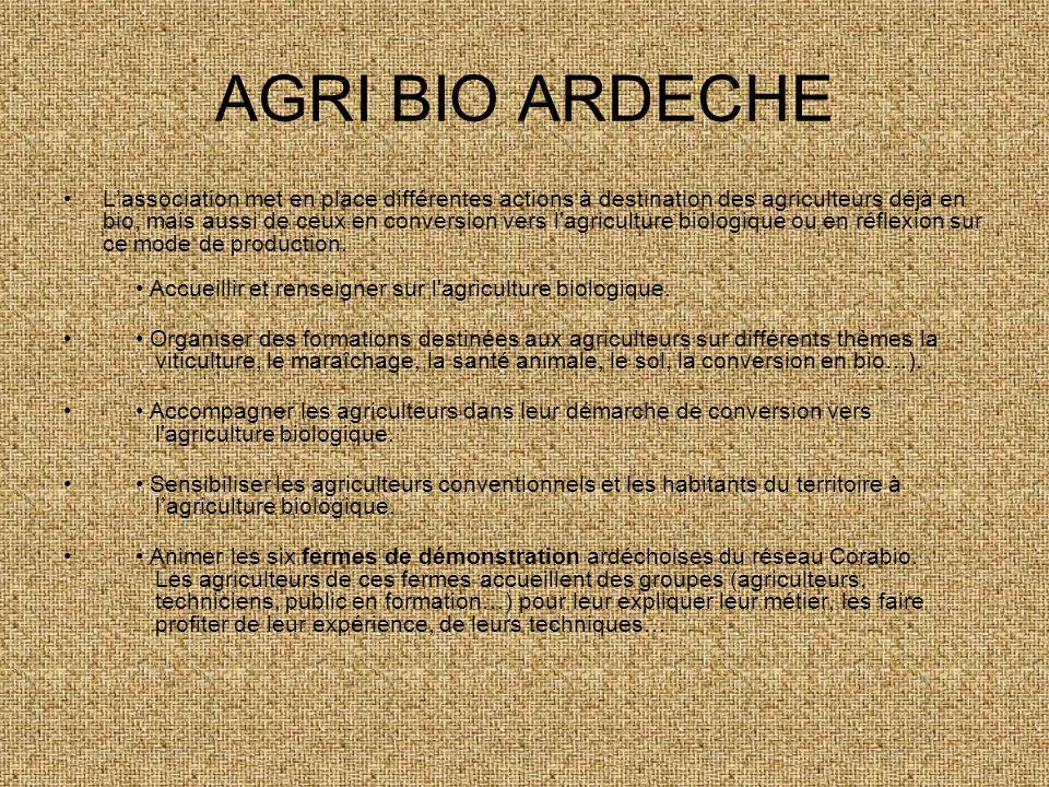 AGRI BIO ARDECHE