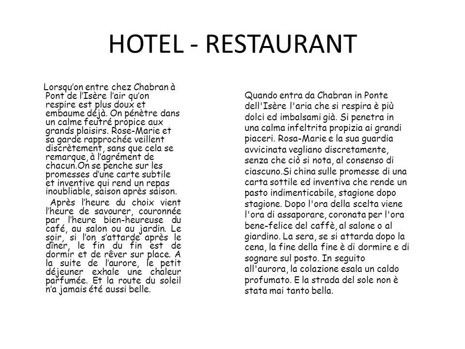 Michel chabran ppt video online t l charger - Restaurant le jardin du lavoir aux herbiers ...
