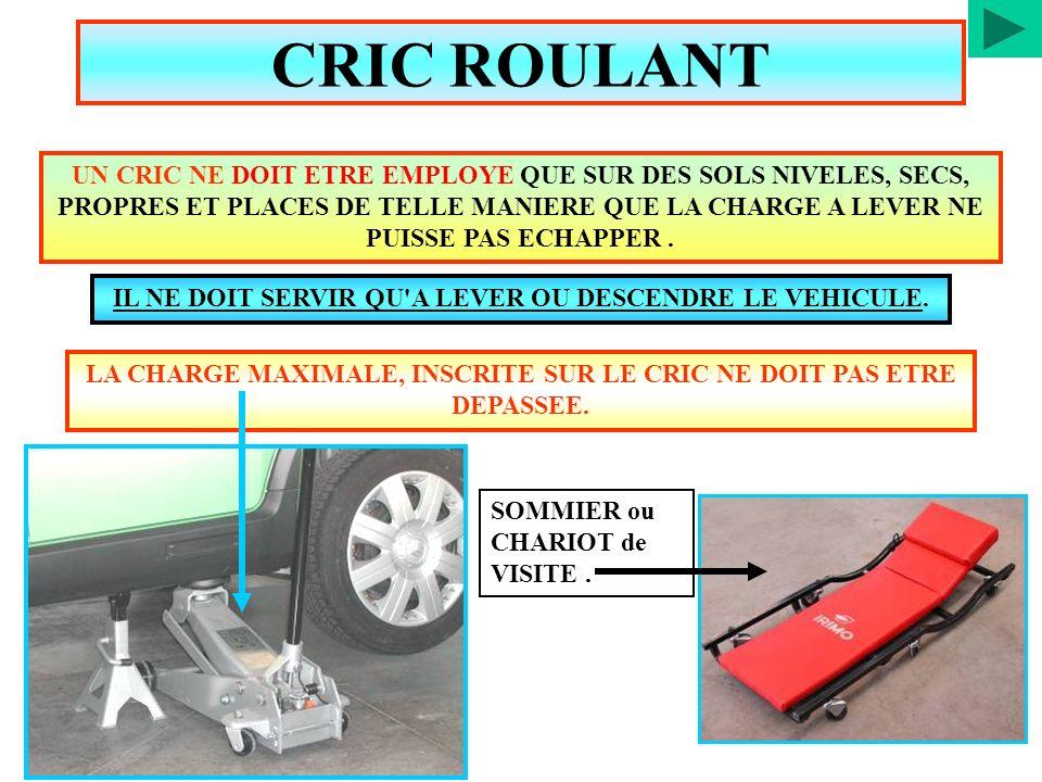 CRIC ROULANT