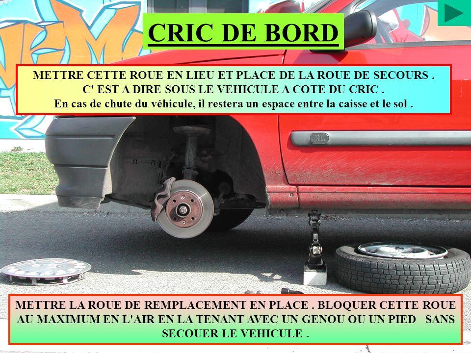 CRIC DE BORD