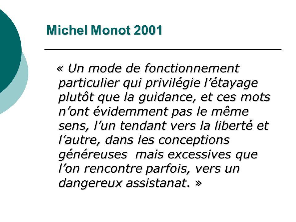 Michel Monot 2001