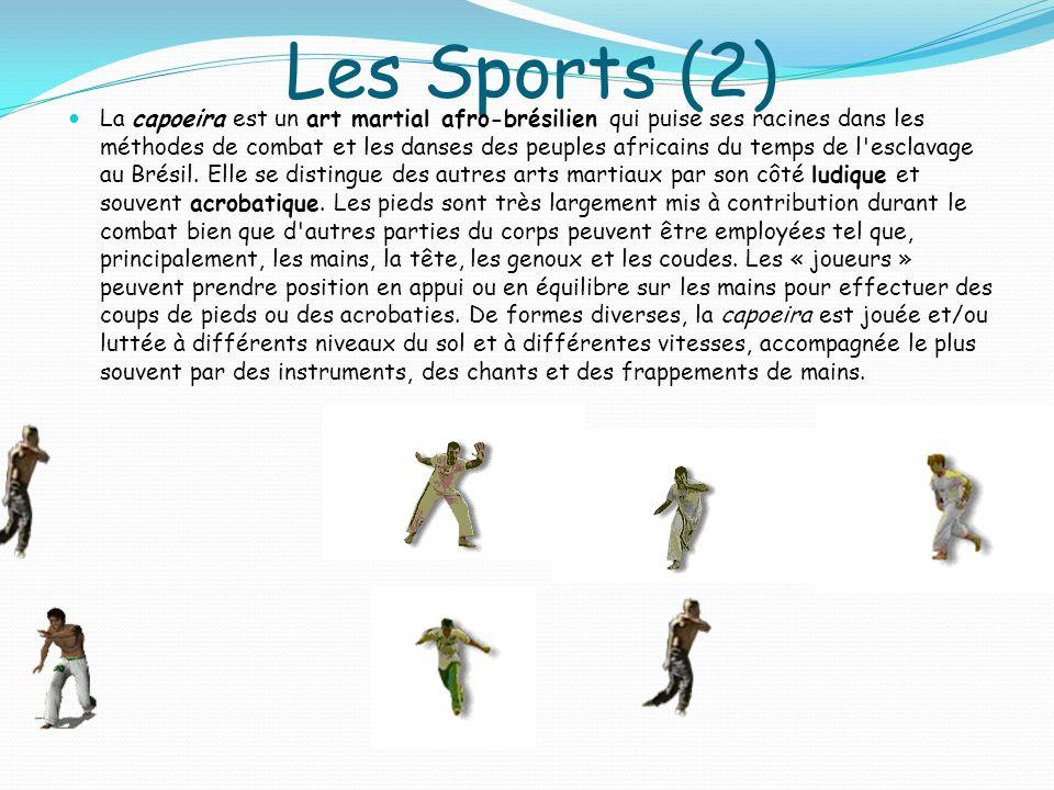 Les Sports (2)