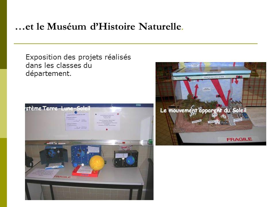 …et le Muséum d'Histoire Naturelle.