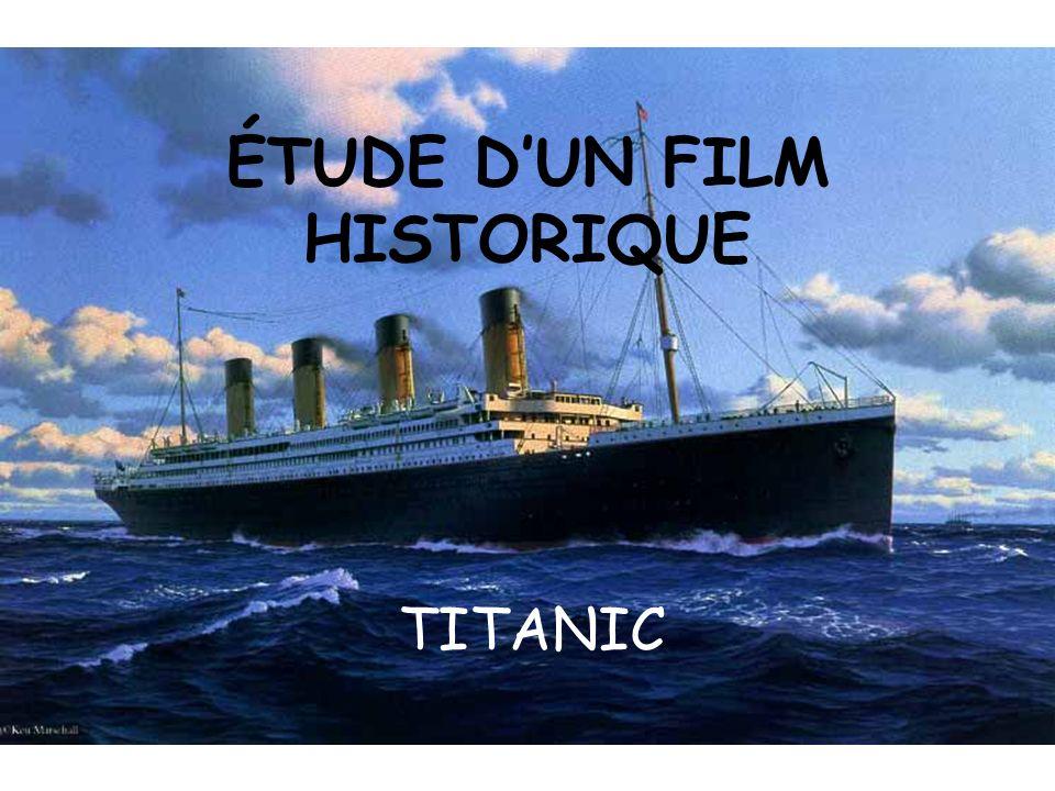 ÉTUDE D'UN FILM HISTORIQUE
