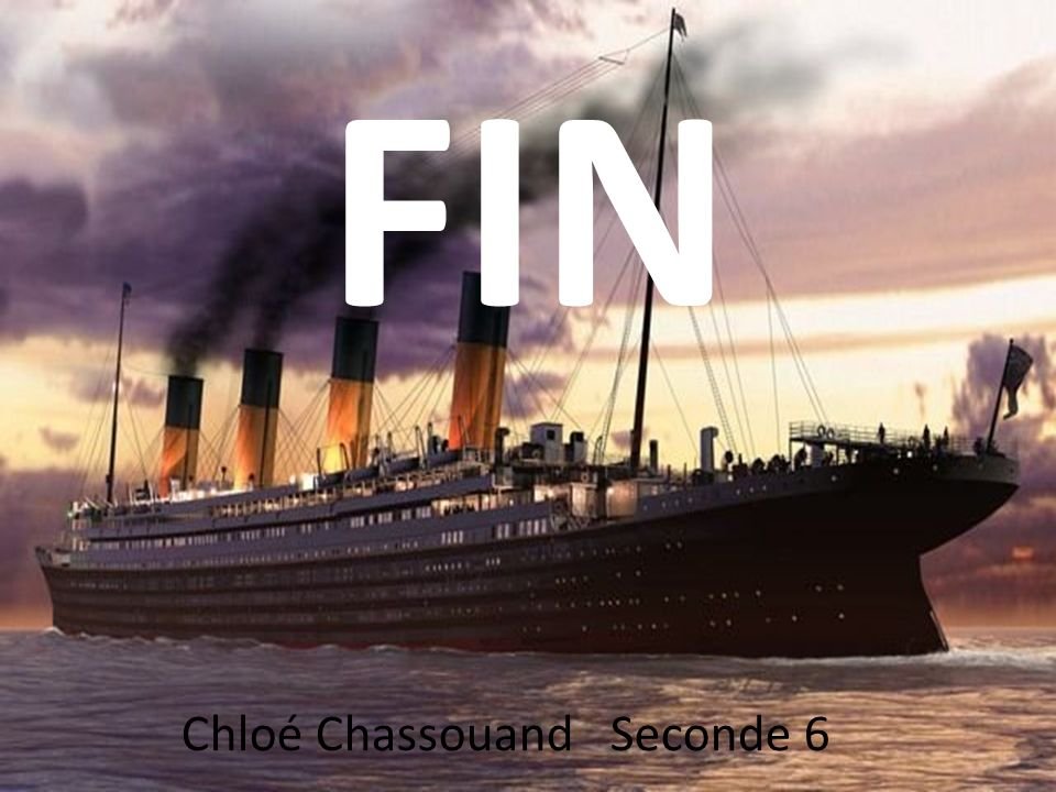 FIN Chloé Chassouand Seconde 6