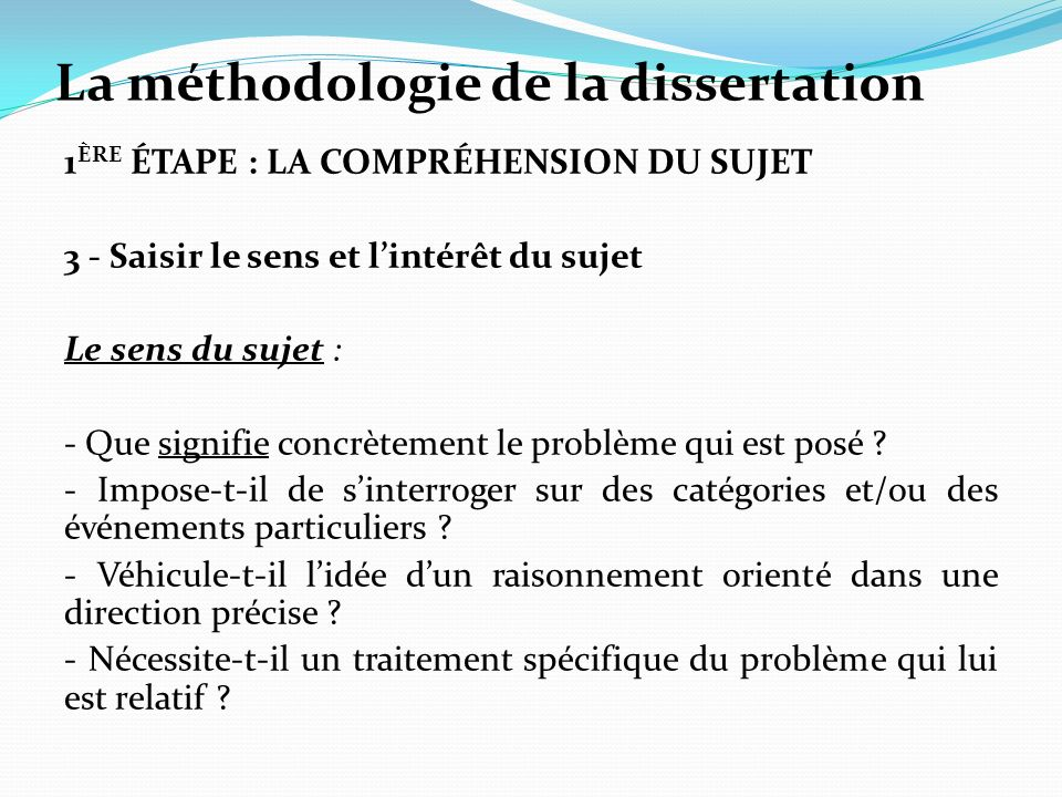 methodologie de la dissertation sociologique It is declared that exemple dissertation sociologie if you are looking sa dissertation sociologique, qui relève de la dernière catégorie,.