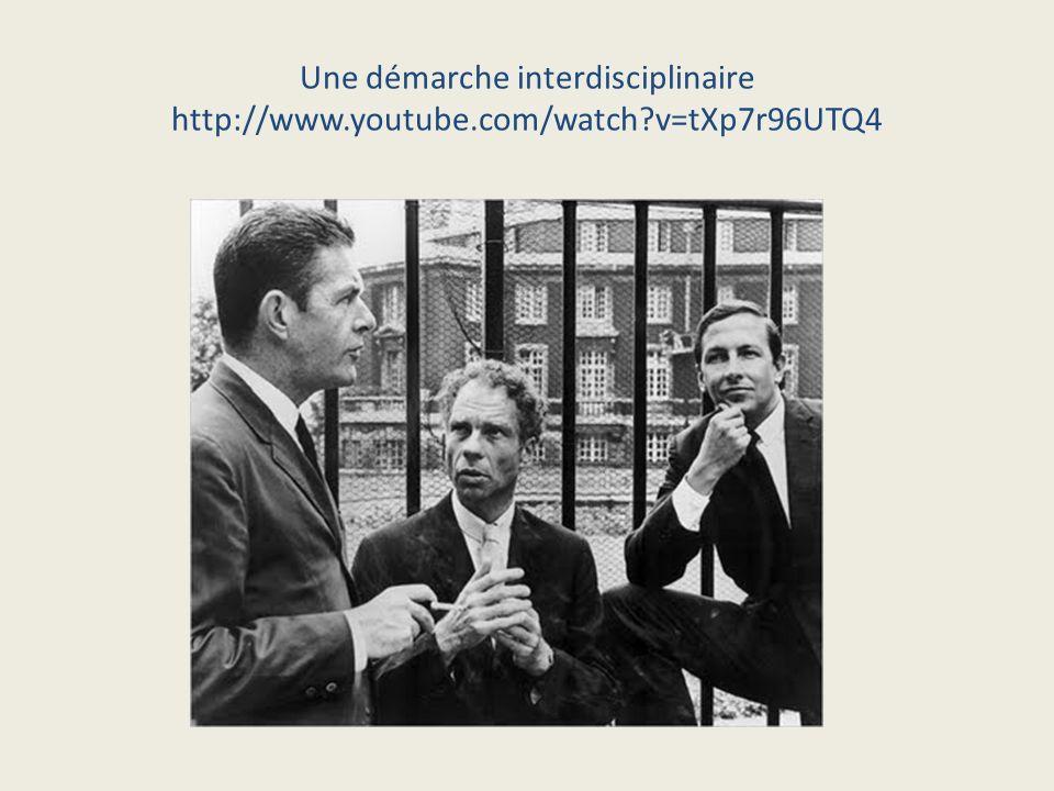 Une démarche interdisciplinaire http://www. youtube. com/watch