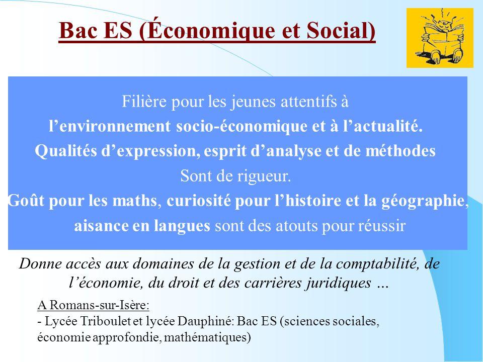 l'environnement socio-économique et à l'actualité.