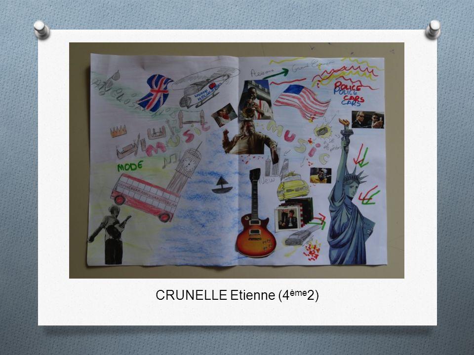CRUNELLE Etienne (4ème2)