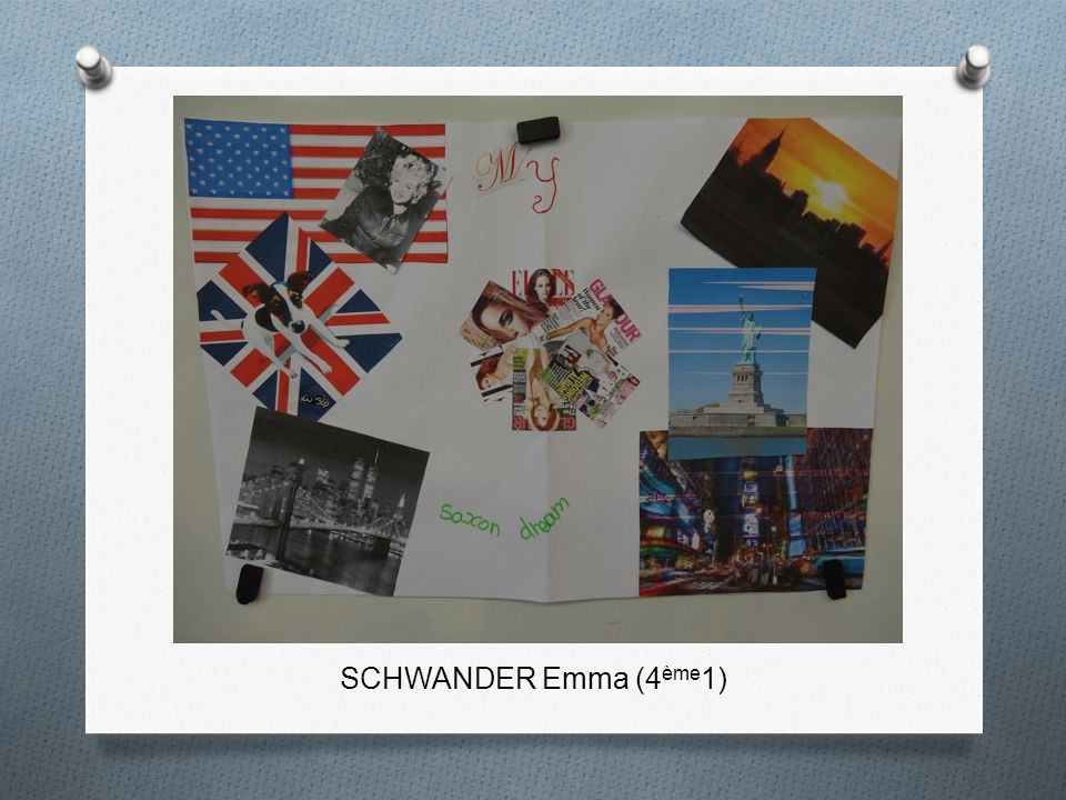 SCHWANDER Emma (4ème1)