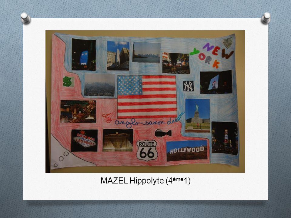 MAZEL Hippolyte (4ème1)