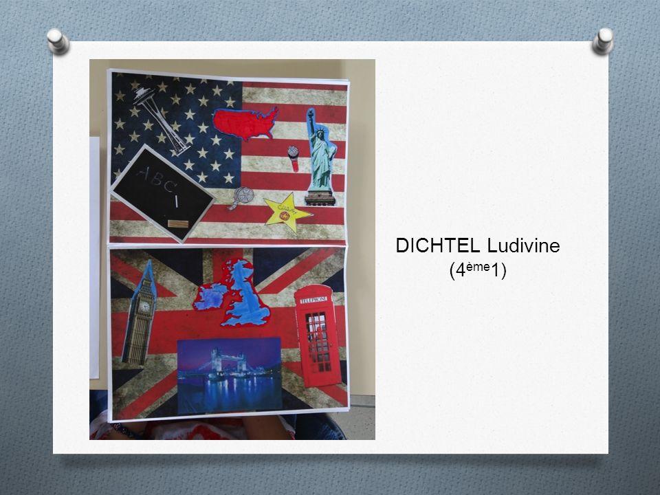 DICHTEL Ludivine (4ème1)