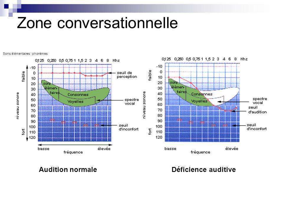 Zone conversationnelle