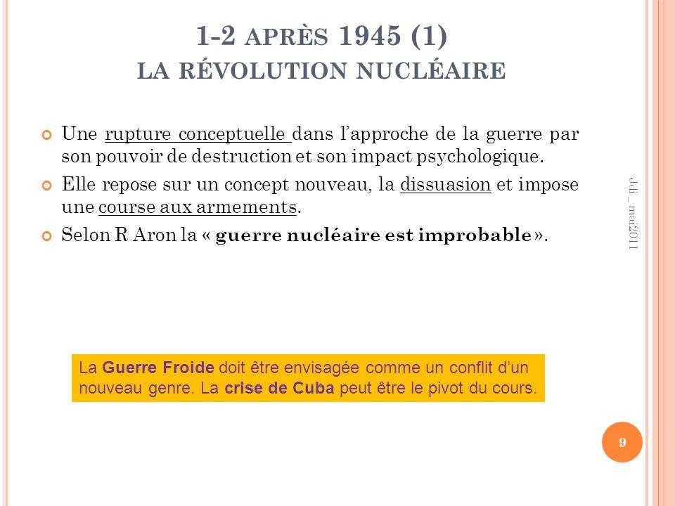 1-2 après 1945 (1) la révolution nucléaire