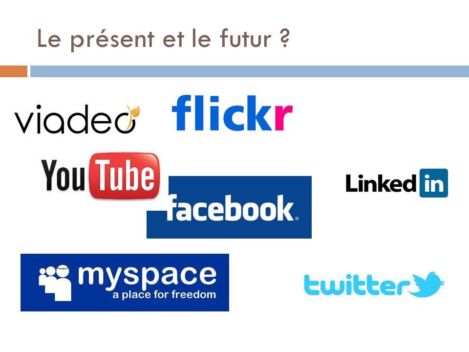 Le présent et le futur Facebook : données personnelles transmises (2010)/ modification paramètres confidentialité / echanges privés rendus publics.