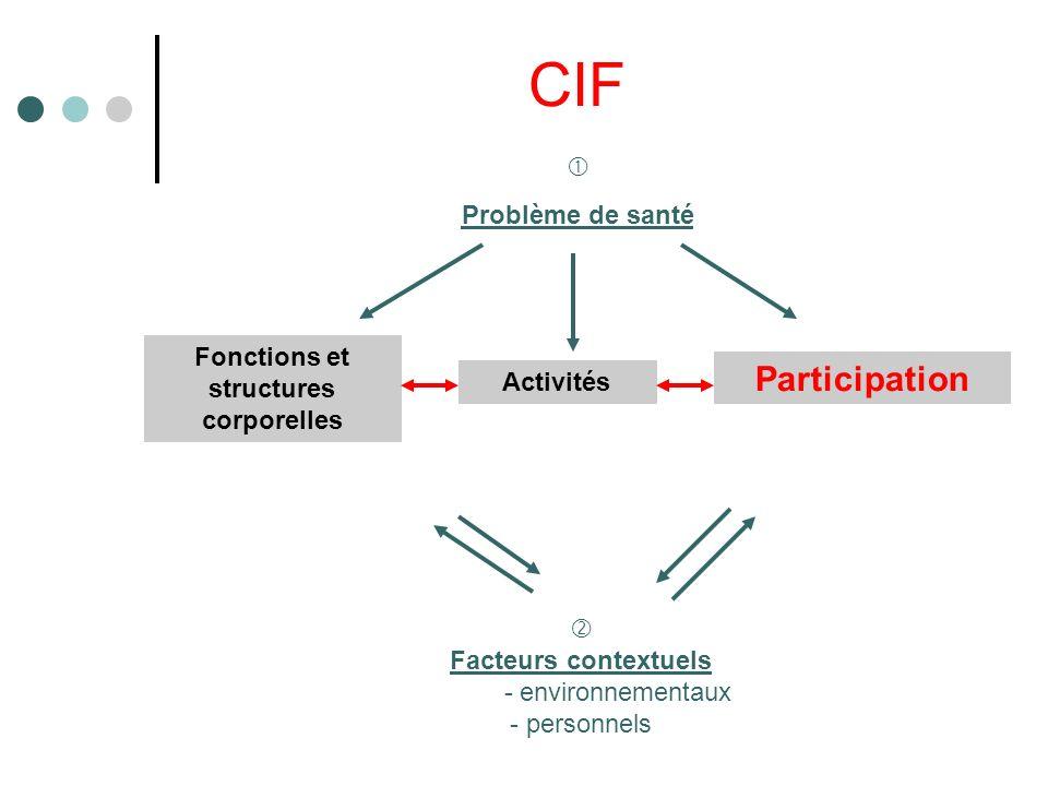 Fonctions et structures corporelles